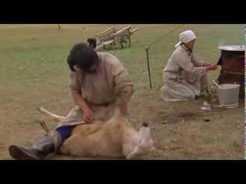 Картинки по запросу монголы способы забоя скота