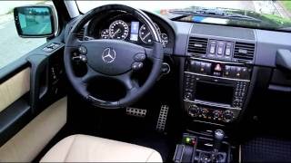 2009 Mercedes Benz G Class Edition30 Videos