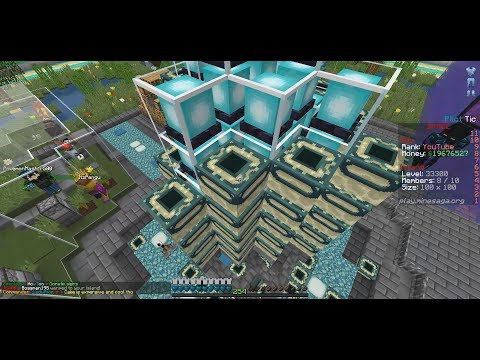 STACKED SPAWNERS