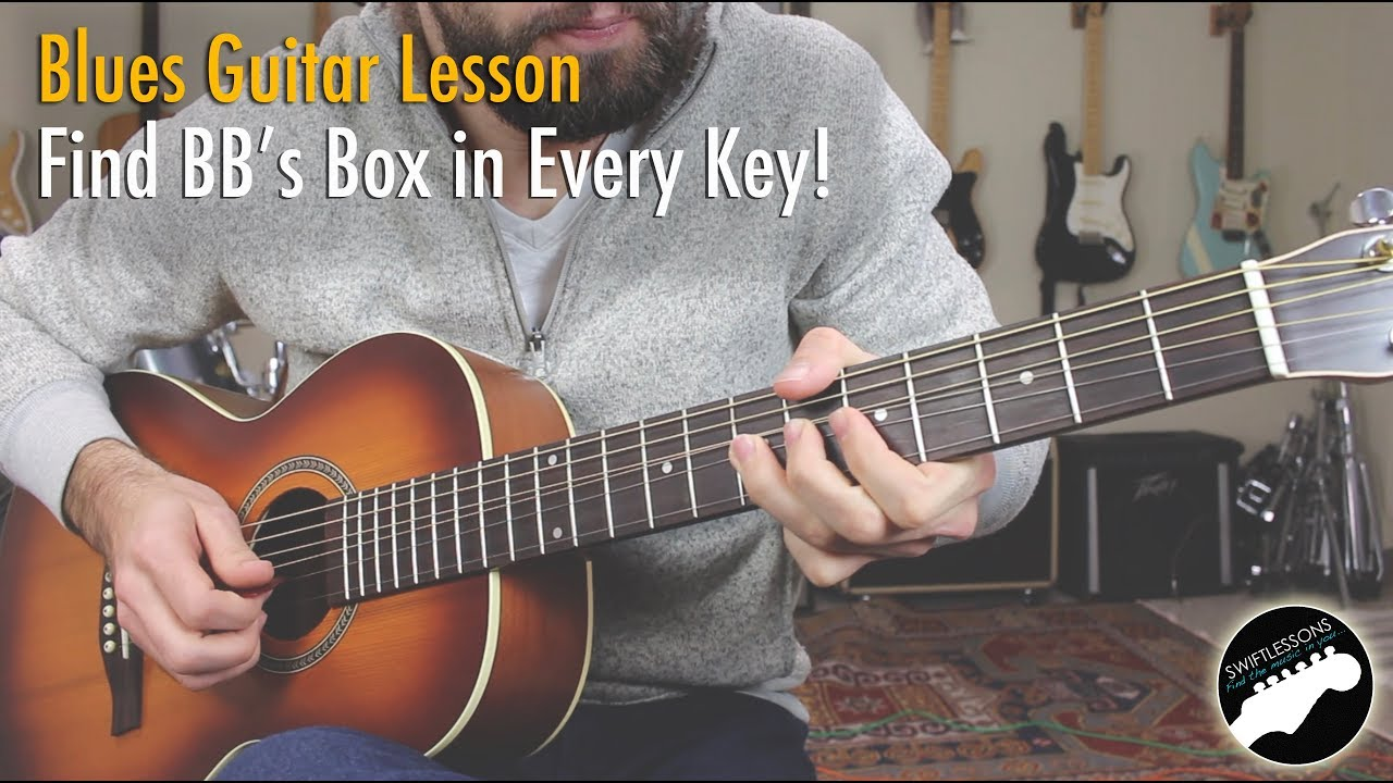 My Secret Blues Trick How To Play Like Bb King In Every Key Youtube Notes On Guitar Neck Diagram Car Tuning