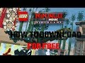 How To Download Lego Ninjago Movie The Video Game (For Free + Gameplay)