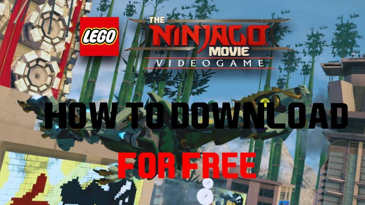 lego ninjago movie video game free download