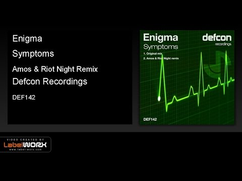 Enigma - Symptoms (Amos & Riot Night Remix)