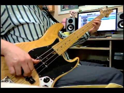 Keep The Ball Rollin' - Jeff Golub (Bass Cover - 티오피/오반석)