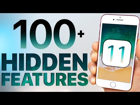Thumbnail: 100 NEW iOS 11 Hidden Features & Changes!