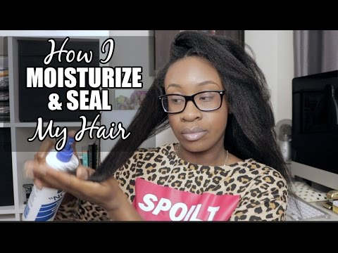 Hairlicious Inc. : How I Moisturize and Seal My Relaxed Hair