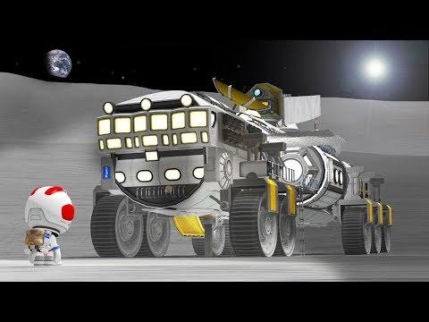 KSP: The MASSIVE Rover!