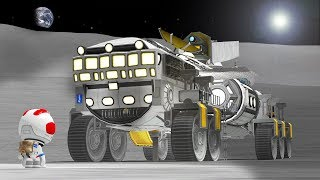 KSP: The MASSIVE Rover!