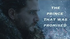 Game of Thrones Season 8 - Azor Ahai and The Prince that was Promised