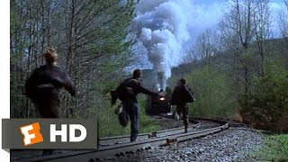 October Sky (2/11) Movie CLIP - Railroad Scare (1999) HD