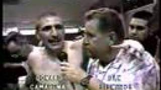 Donald Camarena vs Frans Hantindi Pro Boxing