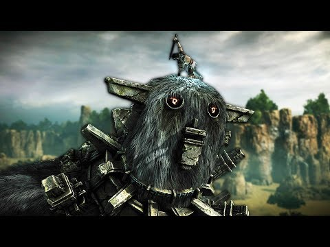 TAKING ON MY FAVOURITE COLOSSUS | Shadow Of The Colossus (PS4 Remake) Part 2