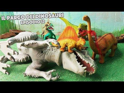 Come nascondersi dagli umani? [Il Parco dei Dinosauri 🐾 Episodio 12]