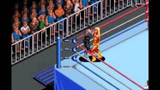 Super Fire Pro Wrestling X Premium - -Legend Vs Legend Match - Vizzed.com (rom hack) - User video