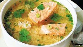 УХА ИЗ КОНСЕРВЫ! Вкусная уха из сайры. Рыбный суп. Fish soup.