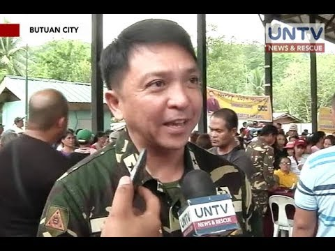 AFP Caraga reiterates warning against anyone who will support the CPP-NPA terrorists