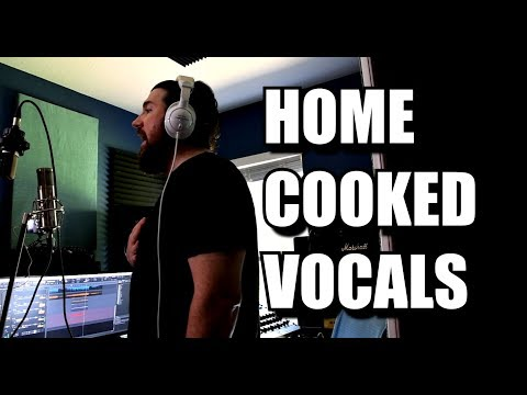 Top 10 Singing Tips For Home Recording...