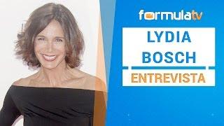 """Lydia Bosch: """"Si me ofrecen un programa como"""