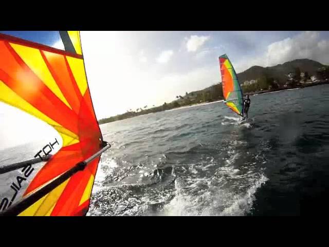 coolride windsurf martinique