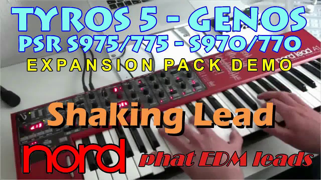 Nord Lead - Phat EDM Leads - Expansion Pack - Sound and Styles