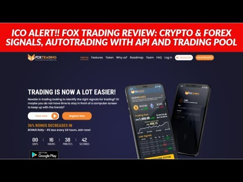 Forex trade signal and crypto currency trade signal sending platform