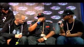 106 KMEL Summer Jam 2010 - E-40 Backstage Interview
