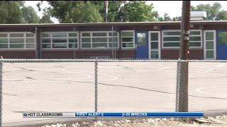 Families concerned about hot classrooms in Pueblo