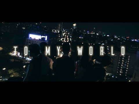 The Writers 寫手 《To My World》- Mr.Bartender主題曲