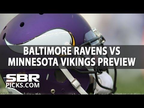 Baltimore Ravens at Minnesota Vikings   NFL Picks   With Joe Duffy