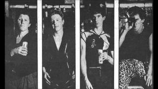The Vibrators - City of mirrors (demo)