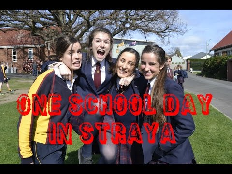 ONDINE IN AUSTRALIA: ONE SCHOOL DAY THROUGH MY EYES