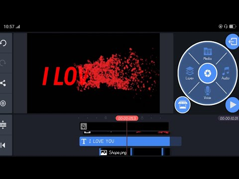 how to make styles name effect intro in Kinemaster| kinemaster video editing Tutorial in 2021 | by j