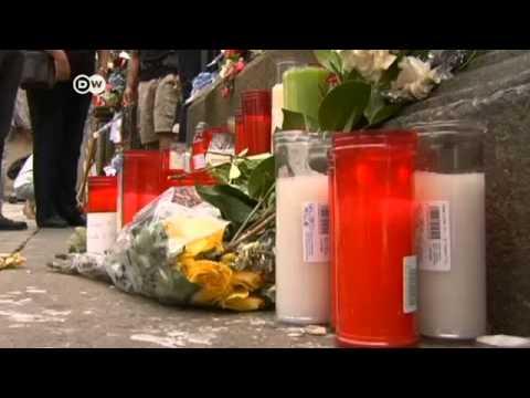 Misa por las víctimas de accidente en Santiago de Compostela | Journal
