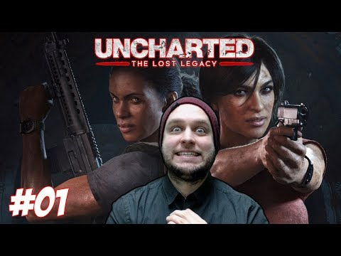 Oh Chloe, I've Missed You So Much! - Uncharted: The Lost Legacy - Gameplay [#01]