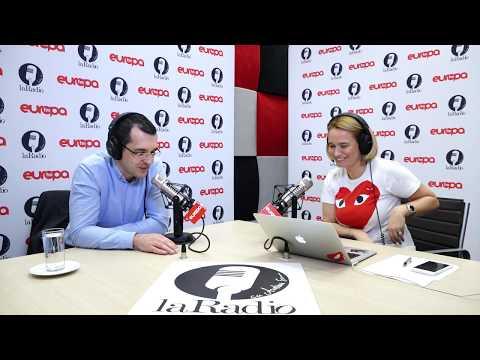 Vlad Voiculescu este La Radio cu Andreea Esca