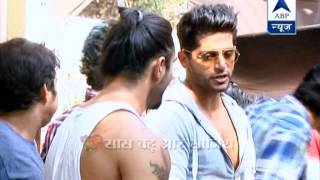 Aahil HARASSES Sanam At BUNGALOW In QUBOOL HAI 3rd May Full Episode HD