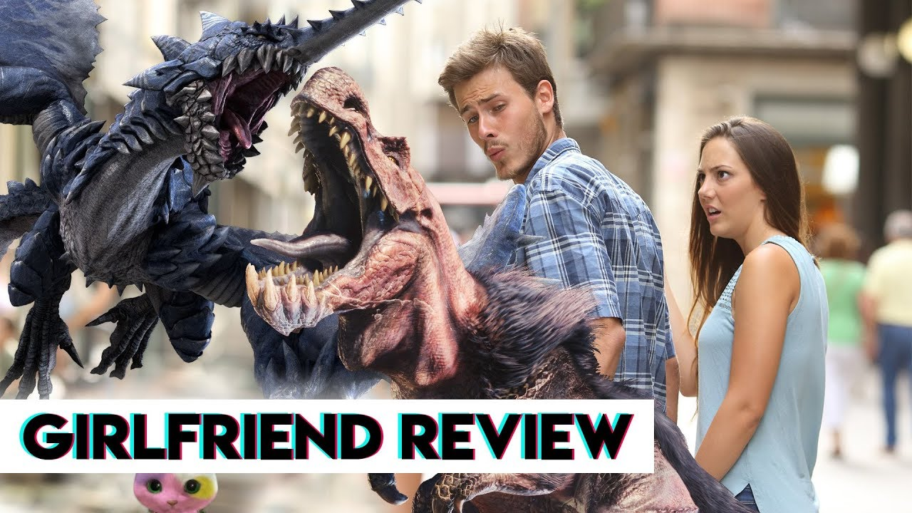 Should You Play Monster Hunter World with Your Boyfriend? thumbnail