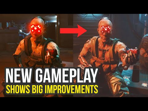 Cyberpunk 2077 Gameplay Looks Way Better Than Before - BIG CHANGES (Cyberpunk 2077 News)