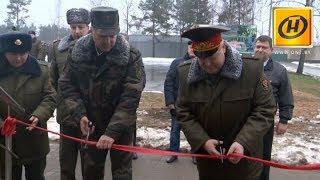 Как выглядит самый большой военный полигон Республики Беларусь?