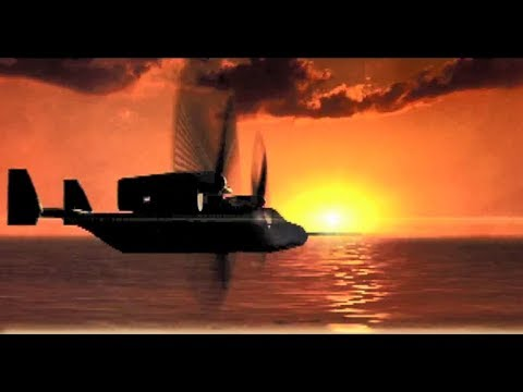 Secret war around Caspian Sea so infiltrate into offshore plant by V22