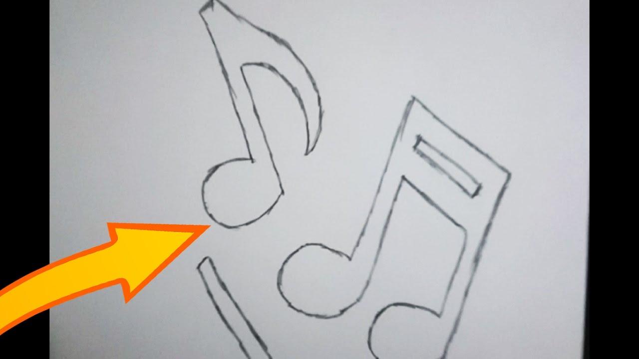 Muzik Notalari Cizimi Youtube