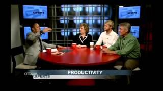 Productivity - Ottawa Experts Show (Ann Max , Dr. Tim Pychyl, & Chris Bailey) Alfonso Cuadra