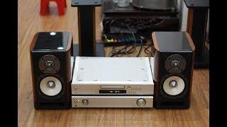 Test Onkyo A-1VL C-1VL Loa Onkyo 412EX bộ dàn cực khủng và hiếm của Onkyo | Dream High Audio