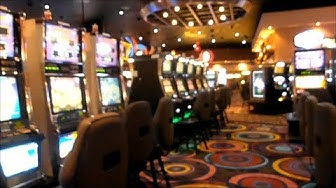 Inside Canadian Casinos - Woodbine Race Track and Slots (Toronto)