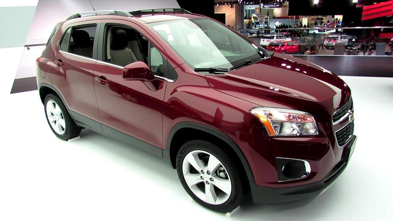 2013 Chevrolet Trax Ltz Exterior And Interior Walkaround