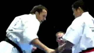 Shinkyokushinkai is a full contact karate style. Here are some high...