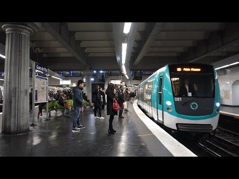 Métro de Paris - Gare de l'Est