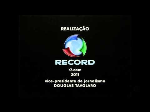 selo realização record 2011