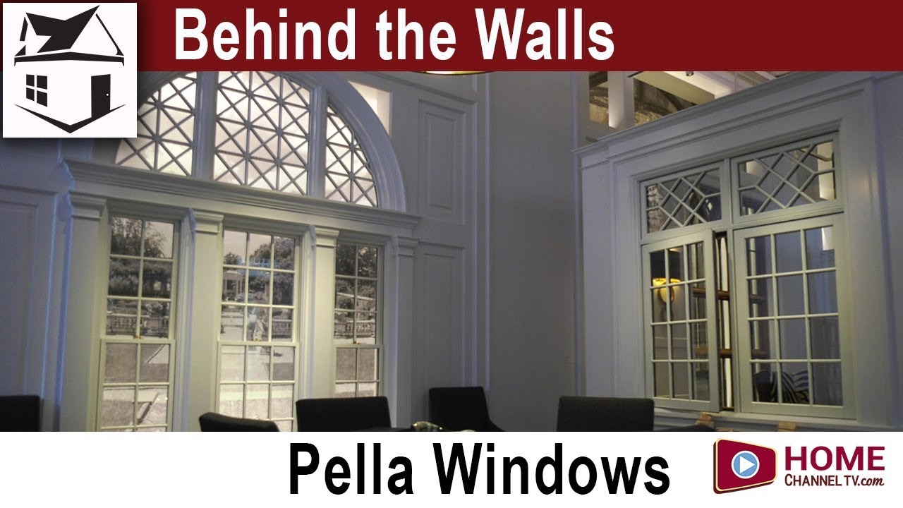 Behind the Walls - Episode 4 - Pella Windows | Build a Home Series