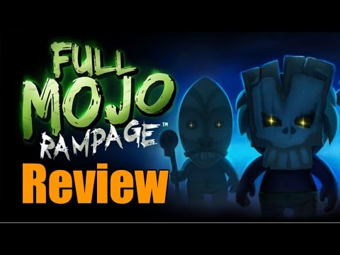 Full Mojo Rampage - Gameplay & Review